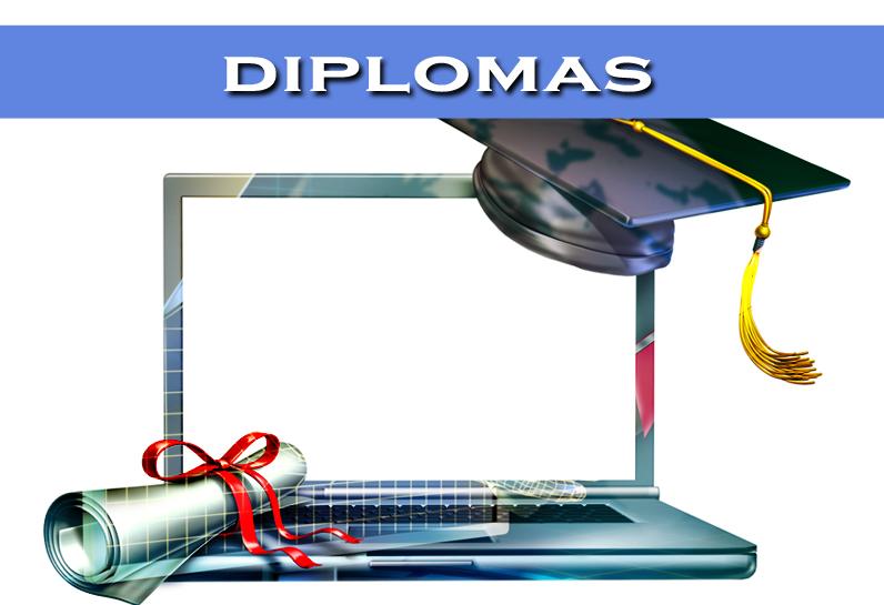 1.Diplomas